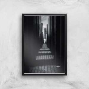 City Walk Giclee Art Print