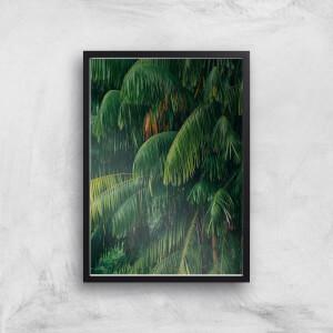 Jungle Canopy Giclee Art Print