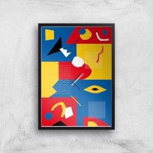 Do You Like Colour? Giclee Art Print