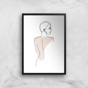Follow Me Giclee Art Print