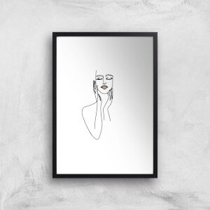 A Loving Touch Giclee Art Print