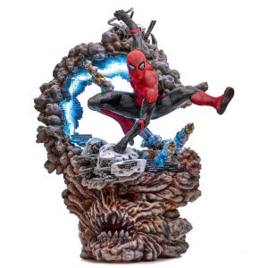 Iron Studios Spider-Man: Far From Home Legacy Replica Statue 1/4 Spider-Man 60 cm