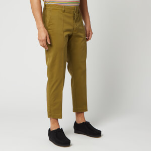 YMC Men's Hand Me Down Trousers - Olive