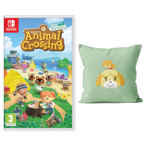 Animal Crossing: New Horizons + Isabelle Cushion Pack