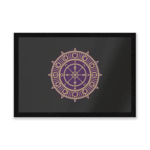 Wheel Of Fortune Entrance Mat