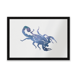 Scorpio Entrance Mat