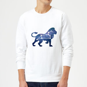 Leo Sweatshirt - White