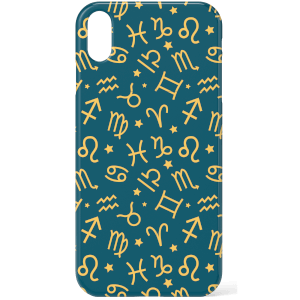 Horoscope Pattern Phone Case for iPhone and Android