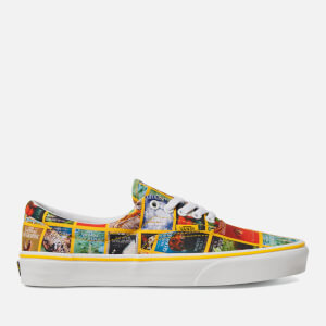 Vans X National Geographic Era Trainers - Multi Covers/True