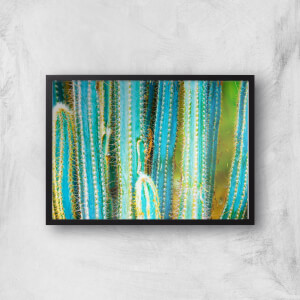 Turquoise Ultra Giclee Art Print