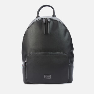 Ted Baker Men's Athos Crossgrain Backpack - Black