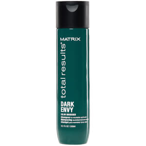 Matrix Total Results Dark Envy Neutralising Green Shampoo for Dark Brunette Hair 300ml