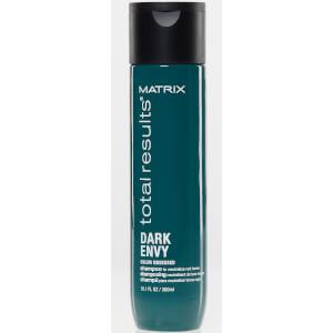 Matrix Total Results Dark Envy Neutralising Green Shampoo for Dark Brunette Hair 300ml