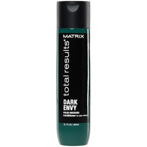 Matrix Total Results Dark Envy Green Conditioner for Dark Brunette Hair 300ml