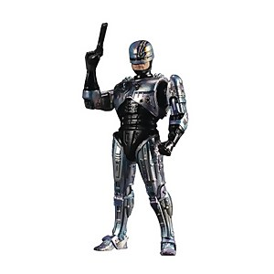 HIYA Toys Robocop 2 Battle Damage Robocop PX 1/18 Scale Figure