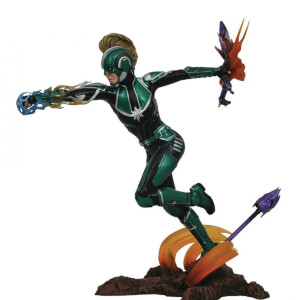 Diamond Select Marvel Gallery Captain Marvel Movie Starforce PVC Figure