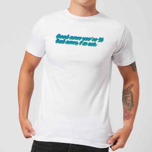 Good News You're 21 Men's T-Shirt - White