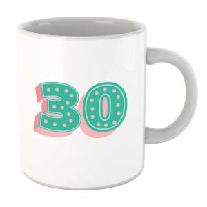 30 Dots Mug