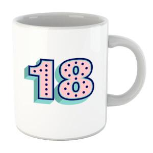 18 Dots Mug