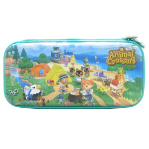 Nintendo Switch / Nintendo Switch Lite Hard Pouch - Animal Crossing: New Horizons