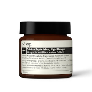 Aesop Sublime Replenishing Night Masque 60ml