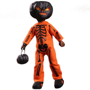 Mezco Living Dead Dolls Jack O Lantern Figure Orange Variant - Star Images Worldwide Exclusive Reduction