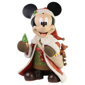 Disney Showcase Collection Christmas Mickey Mouse Statement Figurine 46cm