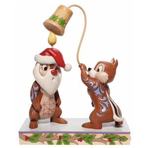 Disney Traditions Chip and Dale Figurine 14cm