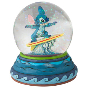 Disney Traditions Stitch Waterball 14cm