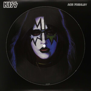 Ace Frehley (KISS) - Ace Frehley Picture Disc LP