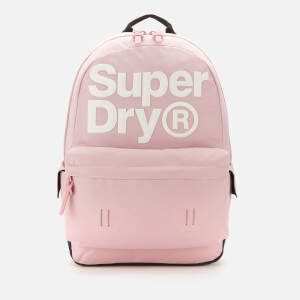 Superdry Women's Edge Montana Backpack - Soft Pink