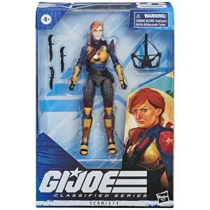 G.I. Joe Classified Series - Figurine Scarlett