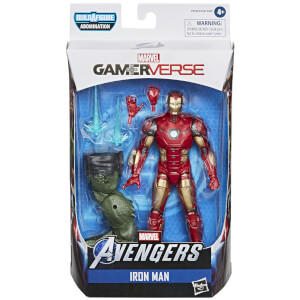 Hasbro Marvel Legends Series Gamerverse Iron Man Action Figure