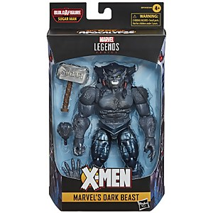 Figura Marvel's Dark Beast - X-Men: Era de Apocalipsis Marvel Legends