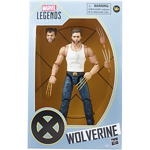 Hasbro Marvel Legends Series Wolverine 6-inch Collectible Action Figure