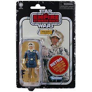 Figura de acción Han Solo - Star Wars Retro Collection