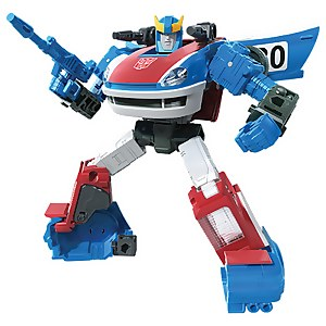 Hasbro Transformers Generations War for Cybertron Deluxe WFC-E20 Smokescreen
