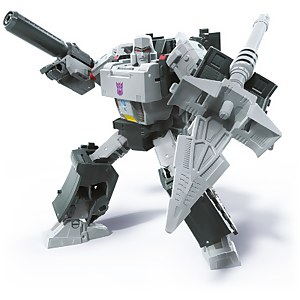 Hasbro Transformers Generations War for Cybertron Voyager WFC-E38 Megatron