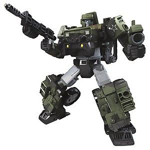 Hasbro Transformers Generations War for Cybertron Series-Inspired Autobot Hound