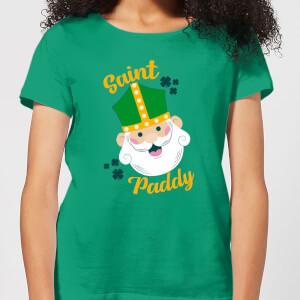 Saint Paddy Women's T-Shirt - Kelly Green