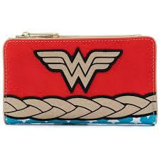 Loungefly DC Comics Dc Comics Vintage Wonder Woman Cosplay Wallet