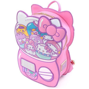 Loungefly Sanrio Hello Kitty Kawaii Machine Figural Mini Backpack