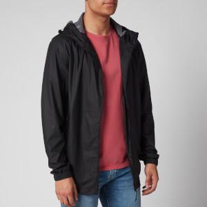 RAINS Men's Mover Ultralight Jacket - Black