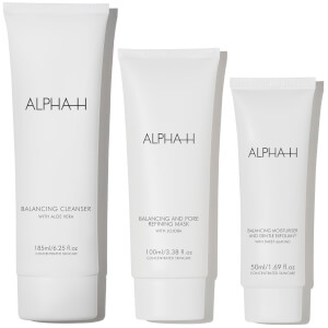 Alpha-H Balanced Skin Trio