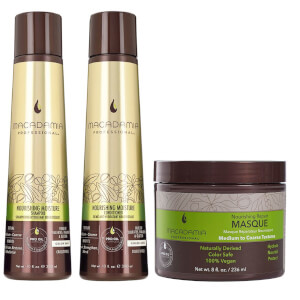 Macadamia Nourishing Hair Trio