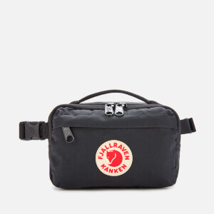 Fjallraven Kanken Hip Bag - Black
