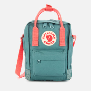 Fjallraven Women's Kanken Sling Bag - Frost Green/Peach Pink