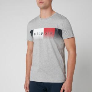 Tommy Hilfiger Men's Hilfiger Fade T-Shirt - Medium Grey Heather