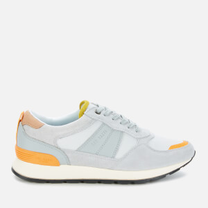 Ted Baker Men's Racetr Running Style Trainers - Grey