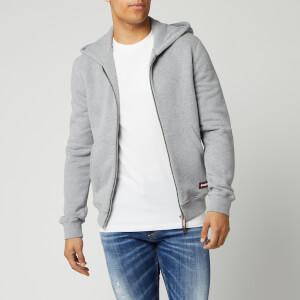 Dsquared2 Men's Zip Hoodie - Grey